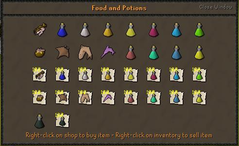 Food&Pots