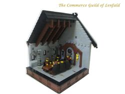 12. The Commerce Guild of Lenfald