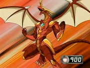 Helix Dragonoid (stand)