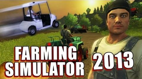 Farming Simulator 2013 - Return of the Golfcar