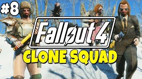 Fallout 4 - The Meat Factory -8 - Clone Squad