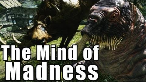 """Skyrim - The Mind of Madness Walmoose """"Viking Commentary"""""""