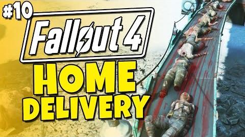 Fallout 4 - The Meat Factory -10 - Home Delivery