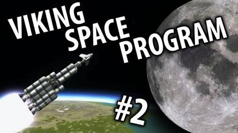 "Viking Space Program 2 - Kerbal Space Program Gameplay ""Viking Commentary""-0"