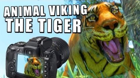 Far Cry 3 - Animal Viking - The Tiger