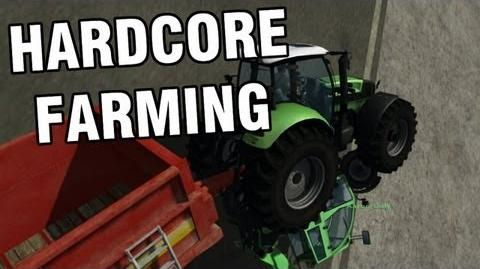 Farming Simulator 2011 - Multiplayer Hardcore Farming