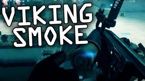 "Battlefield 3 - Viking Smoke, M320 Smoke & Jackhammer Gameplay ""Viking Commentary"""