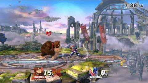 Donkey Kong is Top Tier confirmed