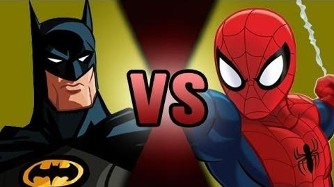Batman VS Spider-Man (Full Episode)