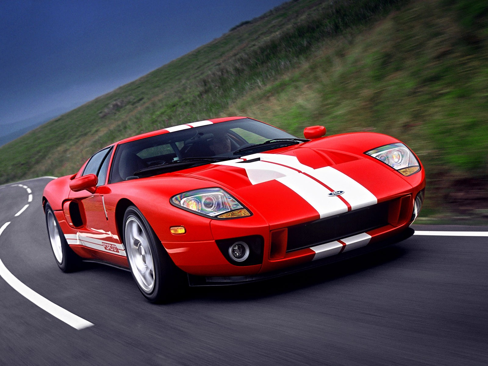 Omega Xs Ford Gt