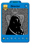 Director Player Card