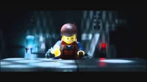 The Lego Movie OFFICIAL Clip Good Cop Bad Cop
