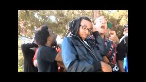 The rap battle parody oh-2