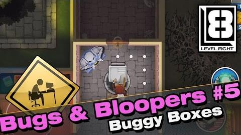 Bugs & Bloopers 5 - Bugging Boxes