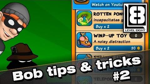 Robbery Bob - Tips & Tricks 2