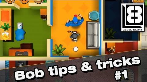 Robbery Bob - Tips & Tricks 1