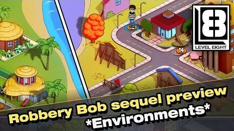 Robbery Bob Sequel - *Environments* teaser