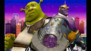 Shrek Vs Thanos Despacito Battle Robensikk Wiki Fandom Powered
