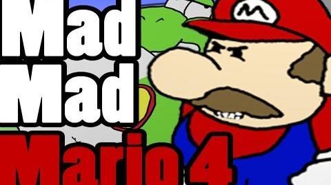 Mad Mad Mario 4