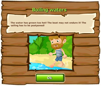 3.Boiling Waters