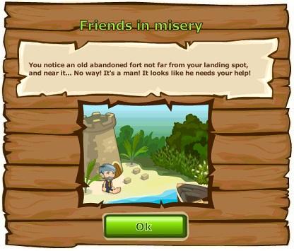 Tree-Isle-Friends in misery