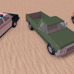 New Cars and truck will be added to Apocalypse Rising 2, they look like a Dodge D50 (or Mitsubishi Mighty Max), a Yugo GV (or GV Sport), and a Dodge Diplomat (or Ford Crown Victoria).