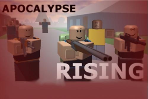 Roblox Apocalypse Rising Wiki