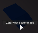 ZolarKeth's Armor