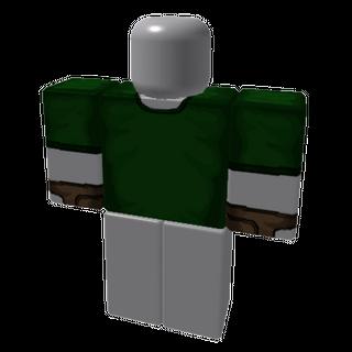 Green Rambo Shirt
