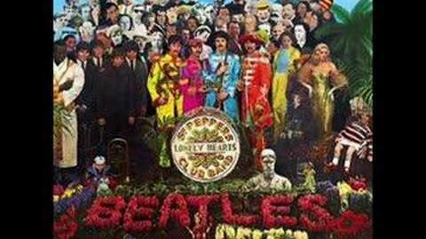 Sgt. Pepper's Lonely Hearts Club Band - The Beatles.