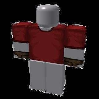 Red Rambo Shirt