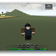 The Mercenary Mask, one of the hats found in Apoc.