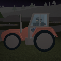 Tractor.~seps13 / TuxedoMonkeyYT