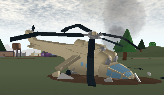 how to drive a helicopter in roblox jailbreak