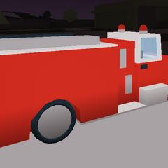 Firetruck. ~seps13 / TuxedoMonkeyYT