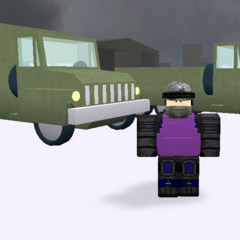 Urals (large pickups) with armour. ~seps13 / TuxedoMonkeyYT
