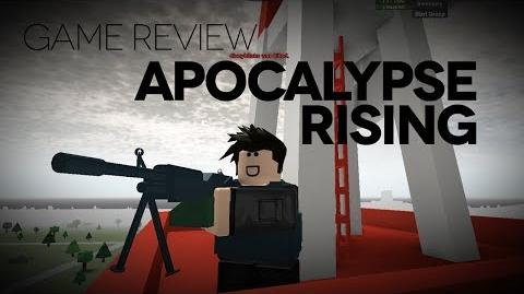 Game Review - Apocalypse Rising (Revisited)
