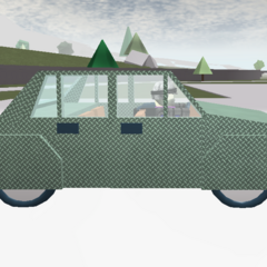 Sedan with armour. ~seps13 / TuxedoMonkeyYT