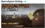 Apocalypse Giving