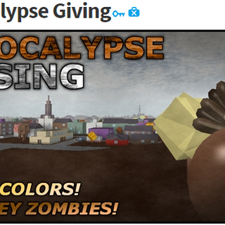Apocalypse Rising's thumbnail for the update.