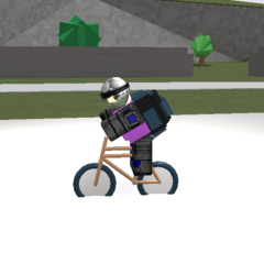 Bicycle. ~seps13 / TuxedoMonkeyYT