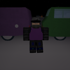 The Van and the Delivery Van, both with armour. ~seps13 / TuxedoMonkeyYT