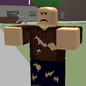 The Infected Roblox Apocalypse Rising Wiki Fandom - roblox apocalypse rising reborn the game got hacked