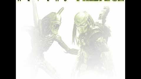 Aliens Vs Predator 3 OST - Xenomorph Hunt