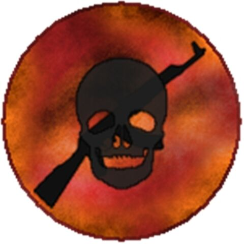 The hardcore version of the Raider badge.