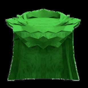 Large Green Cloak