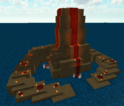 Lava Tower Isle