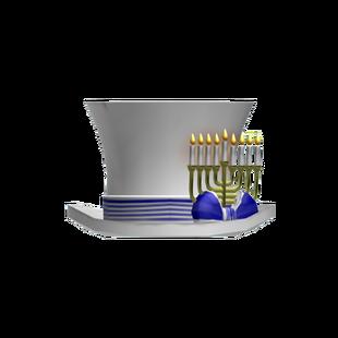 White Hanukkah