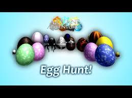 AA Egg hunt