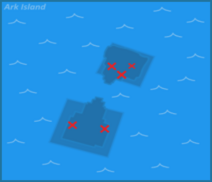 Ark island